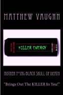 Mother F'ing Black Skull of Death